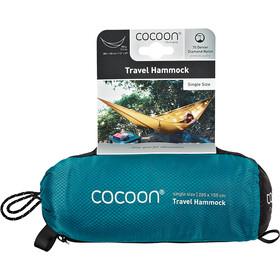 Cocoon Hamac de voyage Single Size, island green
